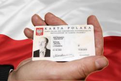 КАРТА ПОЛЯКА (KARTA POLAKA)